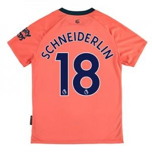 Everton Away Shirt 2019-20 - Kids with Schneiderlin 18 printing