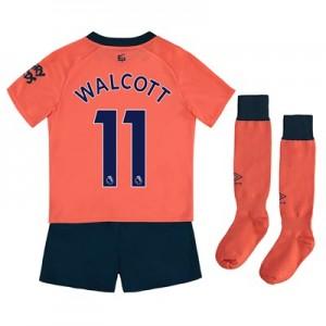 Everton Away Infant Kit 2019-20 with Walcott 11 printing