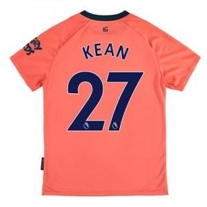 Everton Away Shirt 2019-20 – Kids with Kean  27 printing