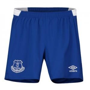 Everton Home Change Shorts 2018-19 – Kids