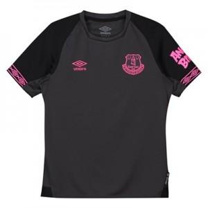 Everton Away Shirt 2018-19 - Kids