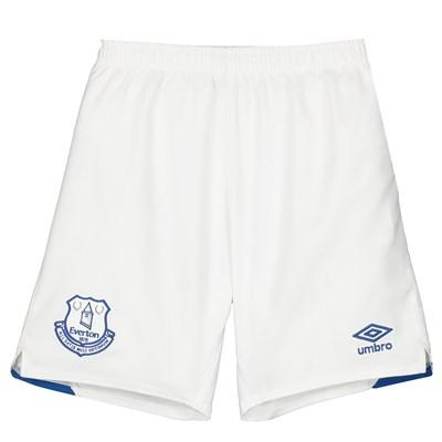 Everton Home Shorts 2019-20 - Kids