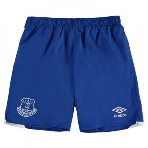 Everton Home Change Shorts 2019-20 - Kids