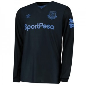 Everton Third Shirt 2019-20 - Long Sleeve