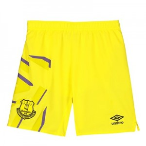 Everton Goalkeeper Home Shorts 2019-20 - Kids