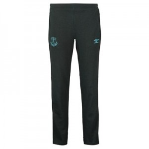 Everton Pro Fleece Pants – Black