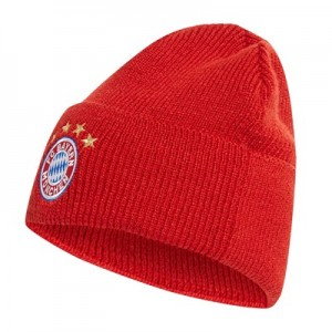 FC Bayern Woolie Hat - Red