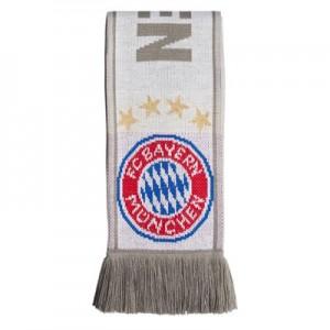 FC Bayern Fans Away Scarf - Grey