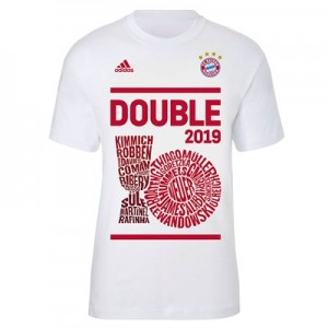FC Bayern Double Winners T-Shirt