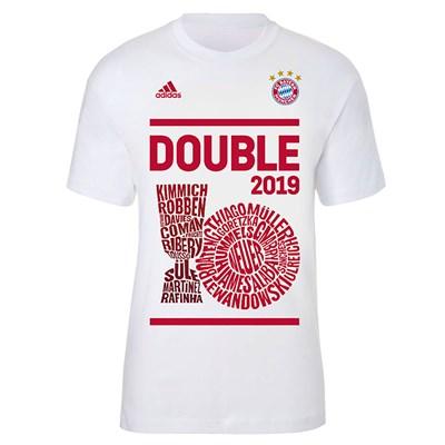 FC Bayern Double Winners T-Shirt