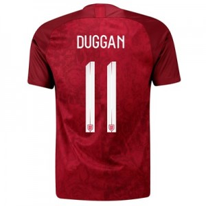England Away Stadium Shirt 2019-20 - Men's with Duggan 11 printing