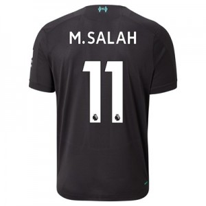 Liverpool Third Shirt 2019-20 with M.Salah 11 printing