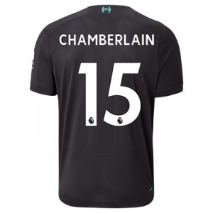 Liverpool Third Shirt 2019-20 with Chamberlain 15 printing