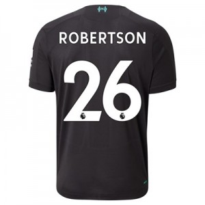 Liverpool Third Shirt 2019-20 with Robertson 26 printing