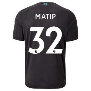 Liverpool Third Shirt 2019-20 with Matip 32 printing