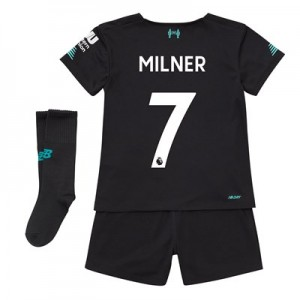 Liverpool Third Infant Kit 2019-20 with Milner 7 printing