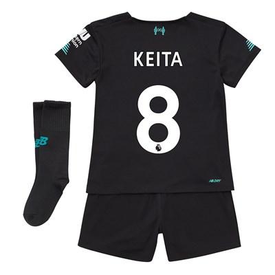 Liverpool Third Infant Kit 2019-20 with Keita  8 printing