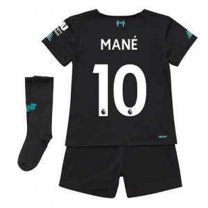 Liverpool Third Infant Kit 2019-20 with Mané 10 printing