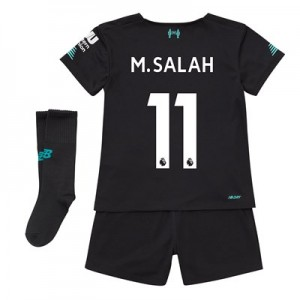 Liverpool Third Infant Kit 2019-20 with M.Salah 11 printing
