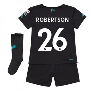 Liverpool Third Infant Kit 2019-20 with Robertson 26 printing