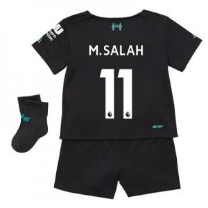 Liverpool Third Baby Kit 2019-20 with M.Salah 11 printing