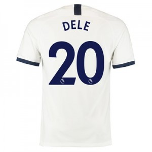 Tottenham Hotspur Home Stadium Shirt 2019-20 with Dele 20 printing