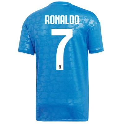 Juventus Third Shirt 2019-20 with Ronaldo 7 printing