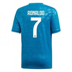 Juventus Third Shirt 2019-20 - Kids with Ronaldo 7 printing