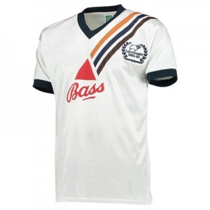Derby County 1985 Centenary Shirt