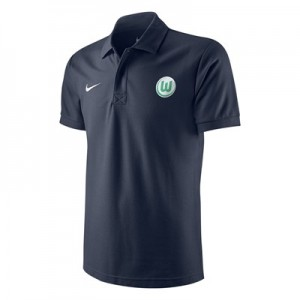 VfL Wolfsburg Polo - Blue - Kids
