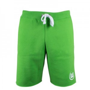 VfL Wolfsburg Fan Shorts – Green – Mens
