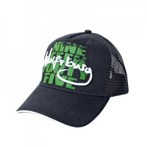 VfL Wolfsburg Mesh Cap - Black - Adult