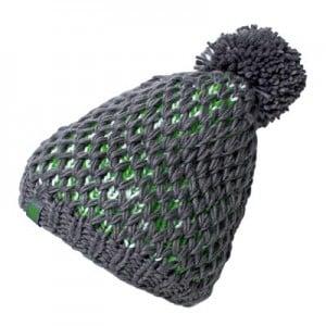 VfL Wolfsburg Bobble Hat – Grey – Adult