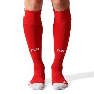 FC Bayern Home Socks 2017-18