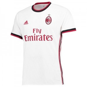 AC Milan Away Shirt 2017-18 – Kids