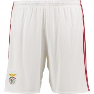Benfica Home Shorts 2017-18