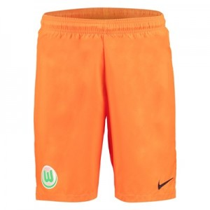 VfL Wolfsburg Goalkeeper Shorts 2017-19