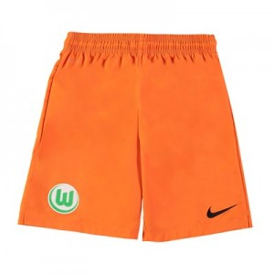 VfL Wolfsburg Goalkeeper Shorts 2017-19 - Kids