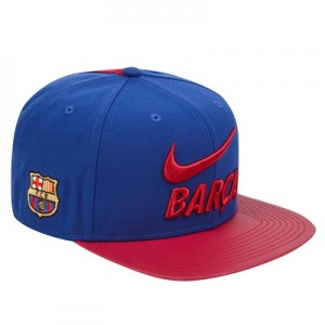 Barcelona Pro Pride Cap - Royal Blue