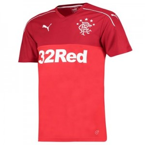 Glasgow Rangers Away Shirt 2017-18