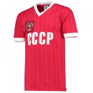 Soviet Union 1982 World Cup Finals Shirt