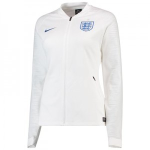 England Anthem Jacket – White – Womens