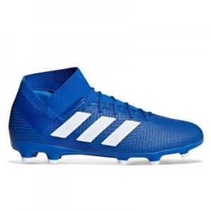 adidas Nemeziz 18.3 Firm Ground Football Boots - Blue