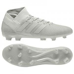 adidas Nemeziz 18.3 Firm Ground Football Boots - Silver