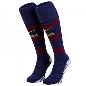 Barcelona Home Stadium Socks 2018-19