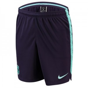 Barcelona Squad Training Shorts – Purple – Kids