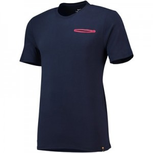 Barcelona Pocket T-Shirt - Dark Blue