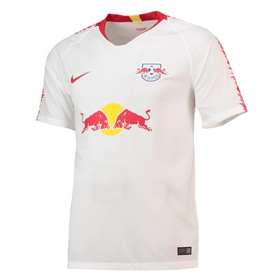 Red Bull Leipzig Home Stadium Shirt 2018-19