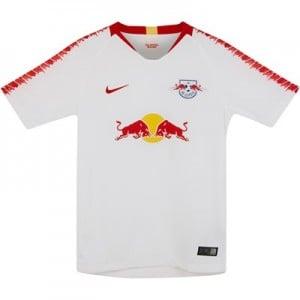 Red Bull Leipzig Home Stadium Shirt 2018-19 - Kids