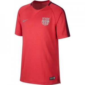 Barcelona Pre Match Top - Pink - Kids